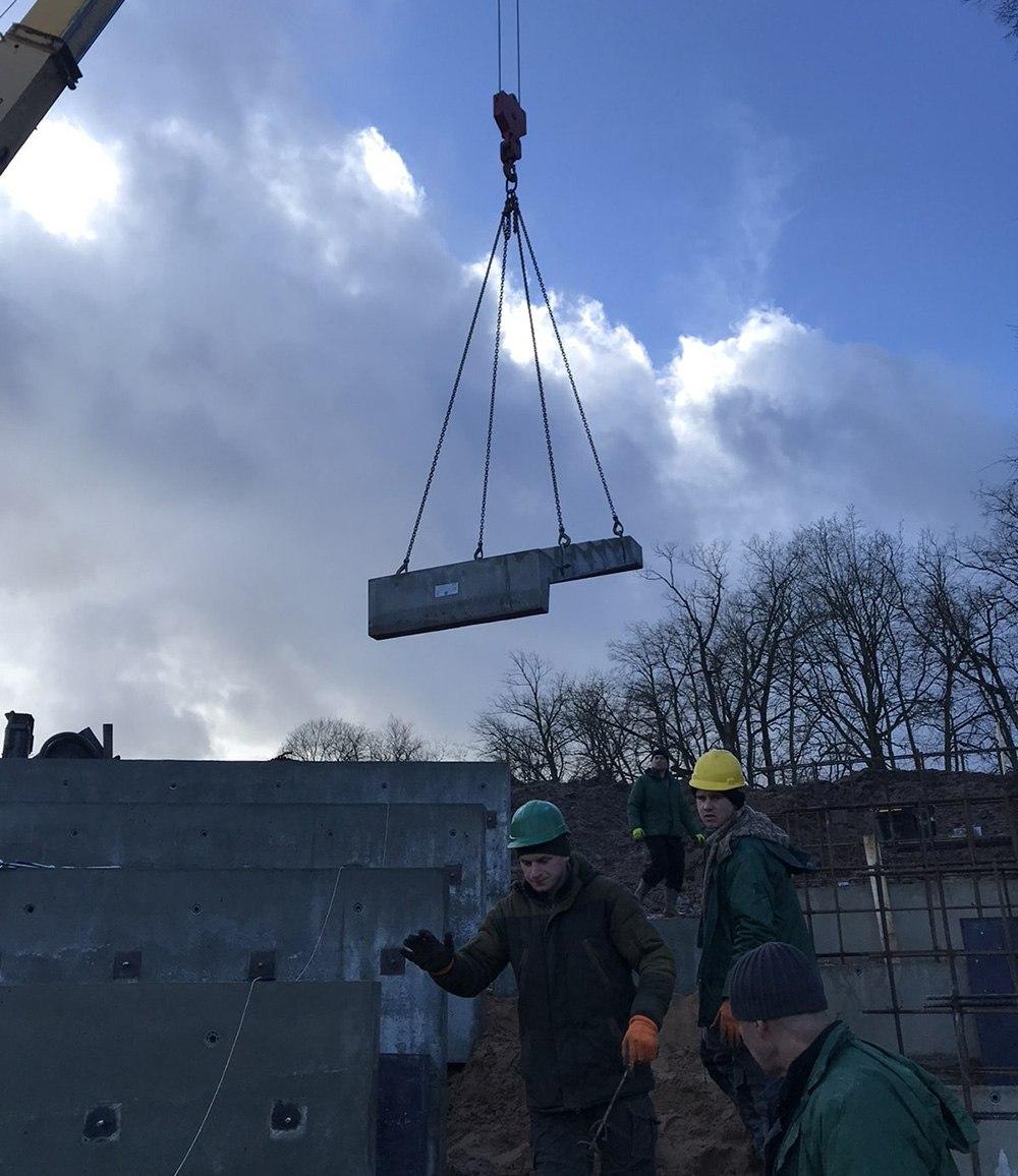 poliu betonavimo kaina