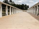 pesciuju tilto statyba