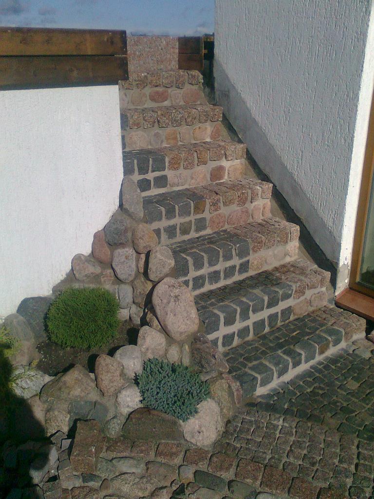 akmeniniai laiptai
