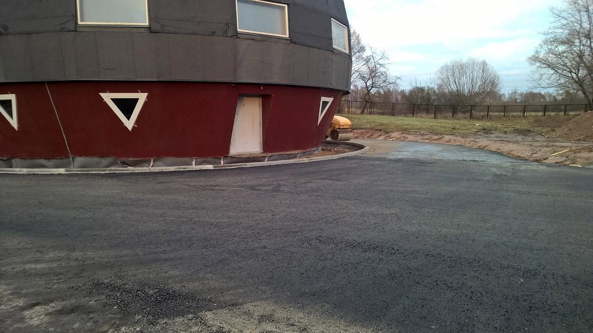 asfaltavimas