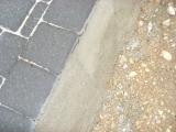 kaip betonuoti trinkelių kraštus