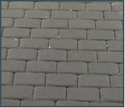 betoninės grindinio trinkelės
